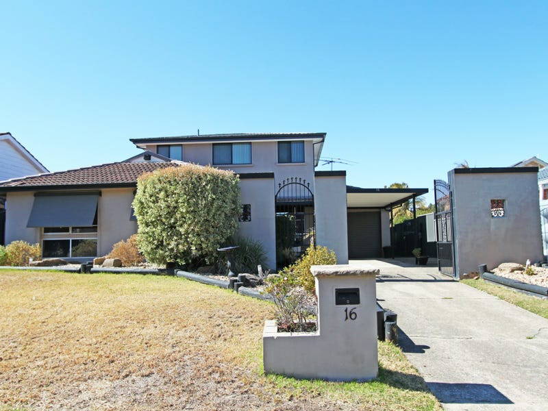 16 Burnleigh Crescent, Cambridge Gardens, NSW 2747