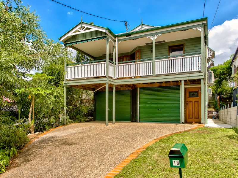 18 Beatson Terrace, Alderley, Qld 4051