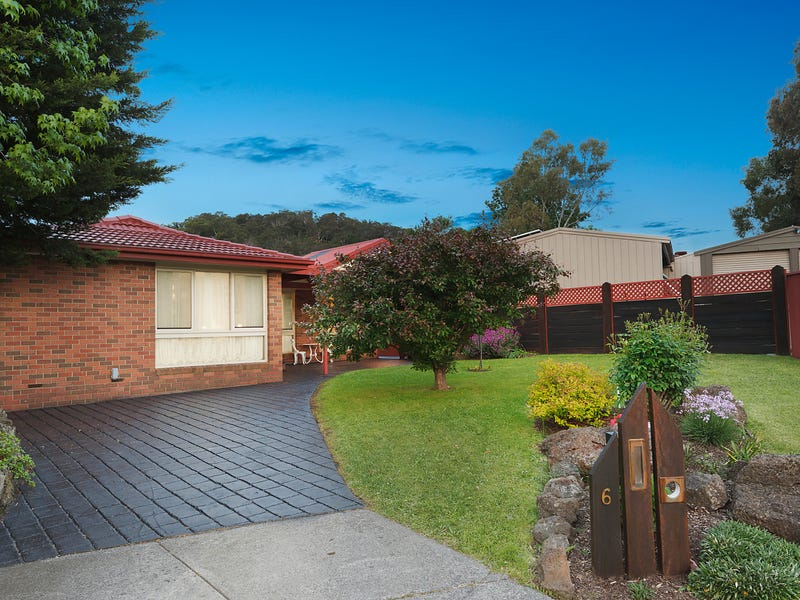 6 Redmill Court, Lilydale, Vic 3140