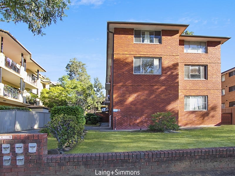 8/83 Lane Street, Wentworthville, NSW 2145