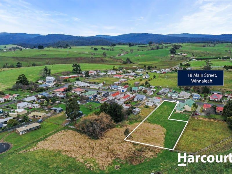 18 Main Road, Winnaleah, Tas 7265