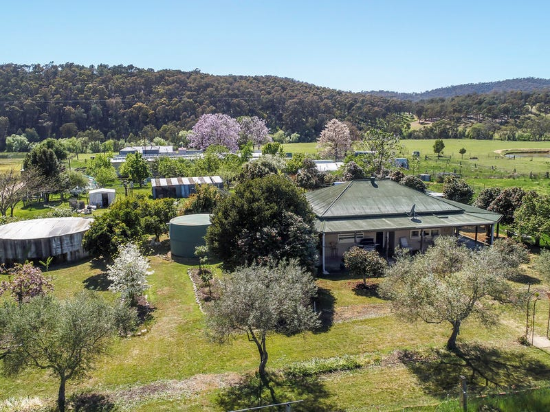 1303 Moyhu-Meadow Creek Road, Meadow Creek, Vic 3678