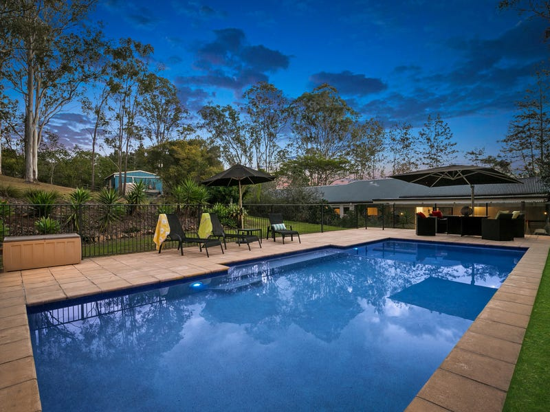 239 Rafting Ground Road, Kenmore Hills, Qld 4069 - House for