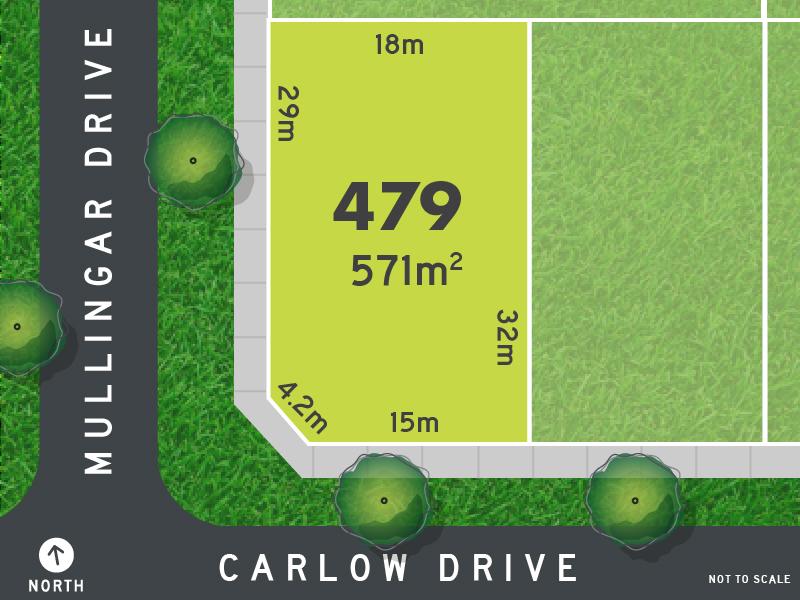 Lot 479, Carlow Drive, Alfredton, Vic 3350