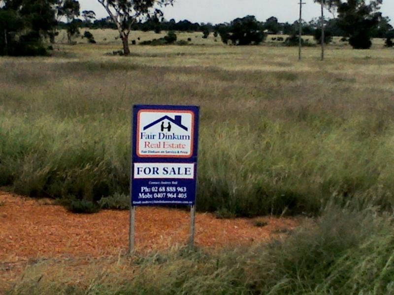 Lot 2 Bourke Street, Girilambone, NSW 2831