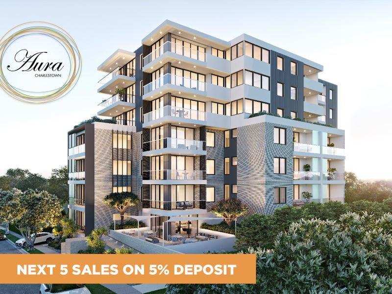 Aura/55-57 Smith Street, Charlestown, NSW 2290