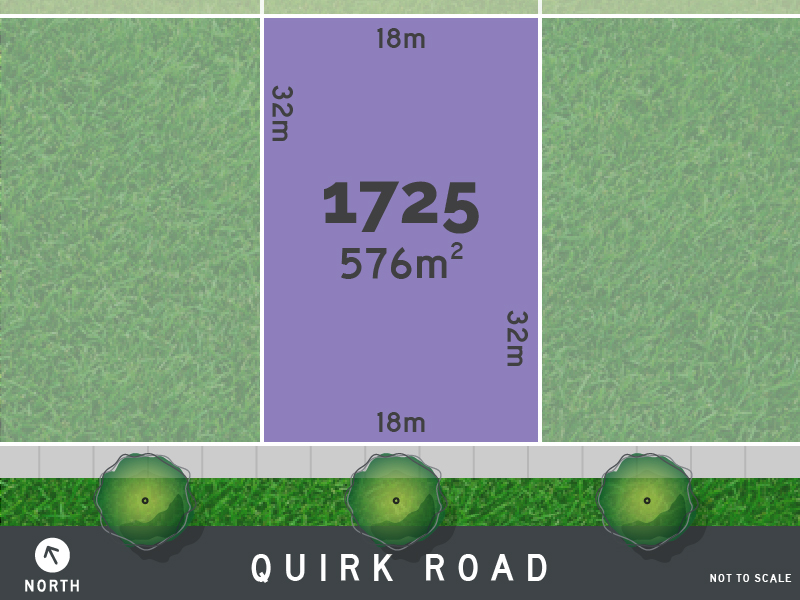 Lot 1725, Quirk Road, Lucas, Vic 3350