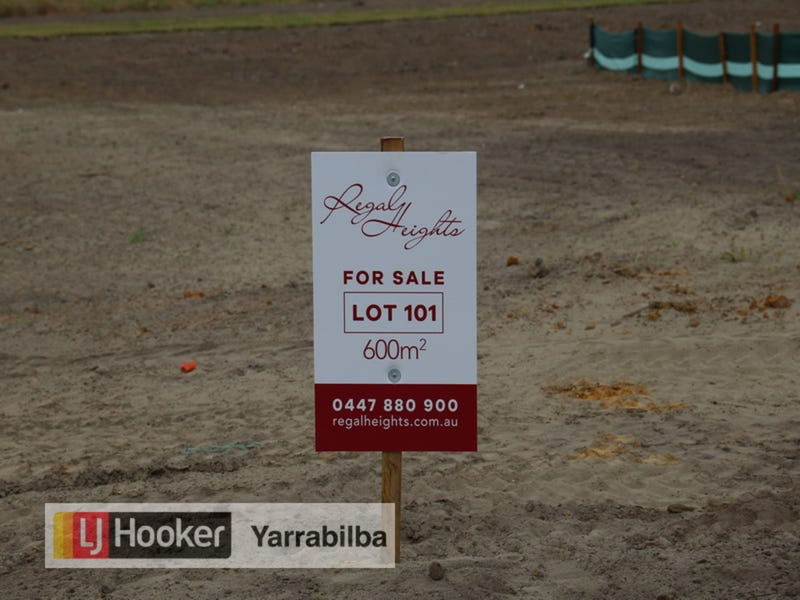 Lot 101, Marcus Drive, Regents Park, Qld 4118