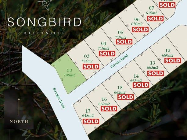 Lot in 35 Stringer Rd, Kellyville, NSW 2155