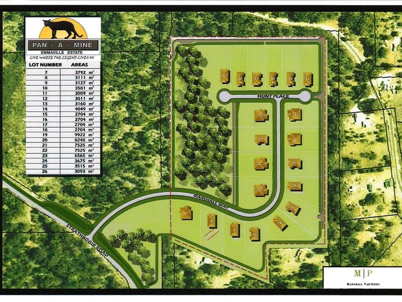 Lot 7 - 26 Pan - A - Mine Estate, Emmaville, NSW 2371