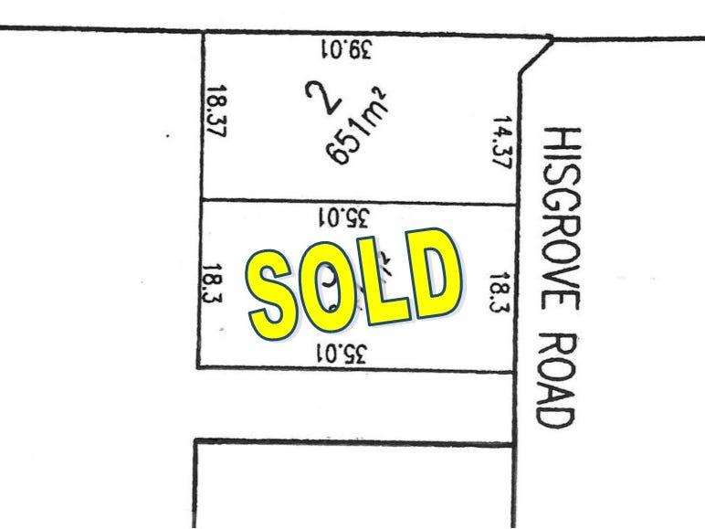 Lot 2 Hisgrove Road, Renmark, SA 5341