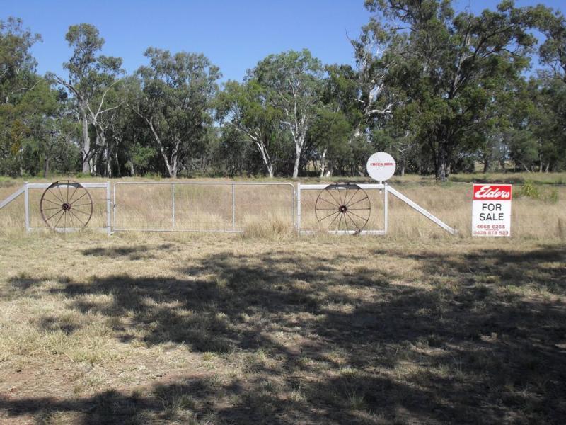 - 'Creek Side'Meandarra-Talwood Road, Meandarra, Qld 4422
