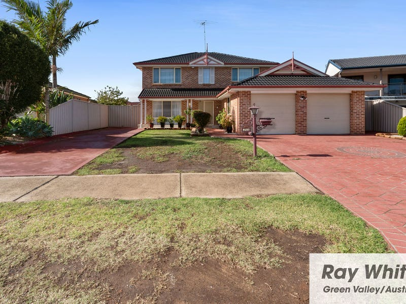 258  Pacific Palms Circuit, Hoxton Park, NSW 2171