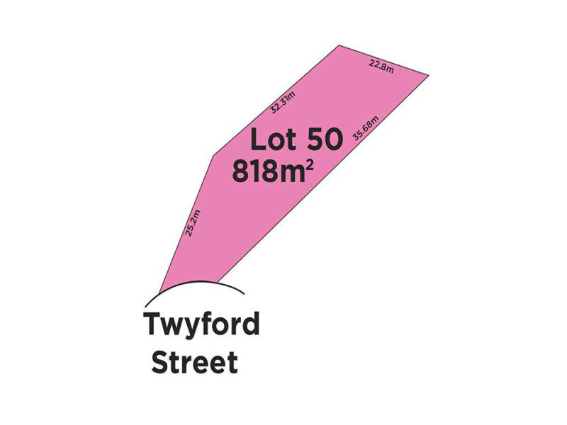 Lot 50 Twyford Street, Elizabeth Grove, SA 5112
