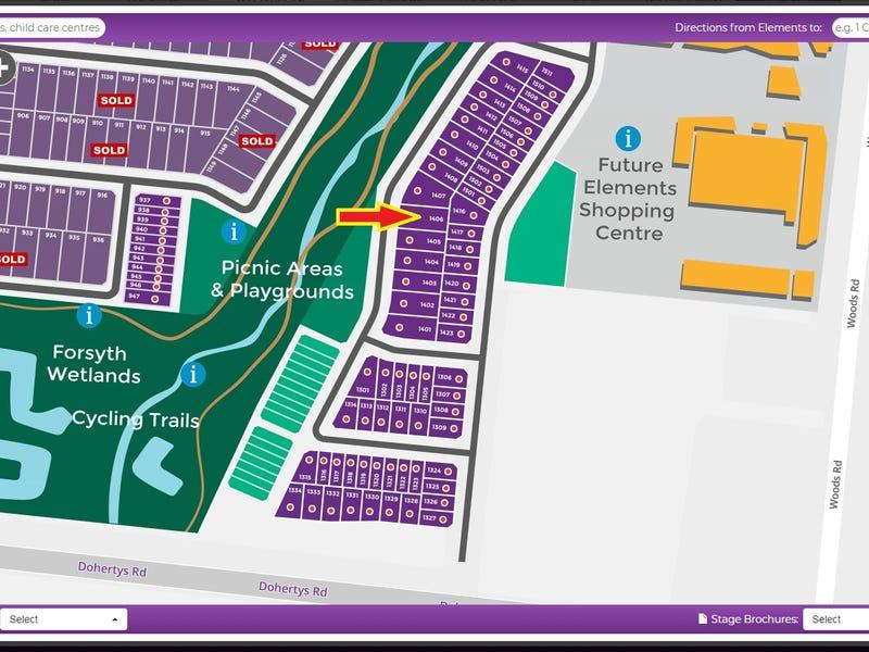 Lot 1406, Montgomery Drive, Truganina, Vic 3029