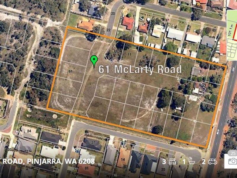 61 Mclarty Road, Pinjarra