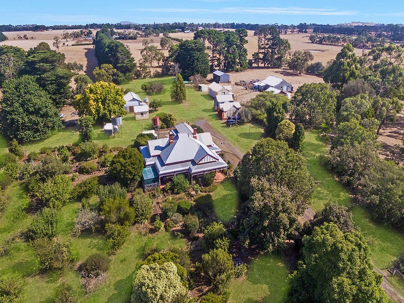 440 Hamilton-Chatsworth Road, Tarrington, Vic 3301