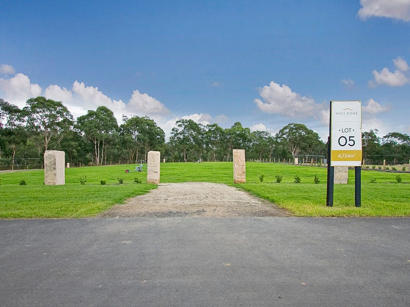 Lot 5, 635 Sackville Ferry Road, Sackville North, NSW 2756