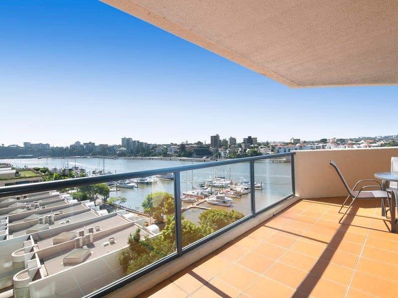 602/44 Ferry Street, Kangaroo Point, Qld 4169