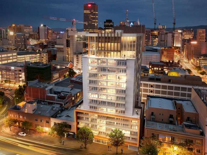 """176 Morphett Street """"Vision on Morphett Apartments"""", Adelaide, SA 5000"""