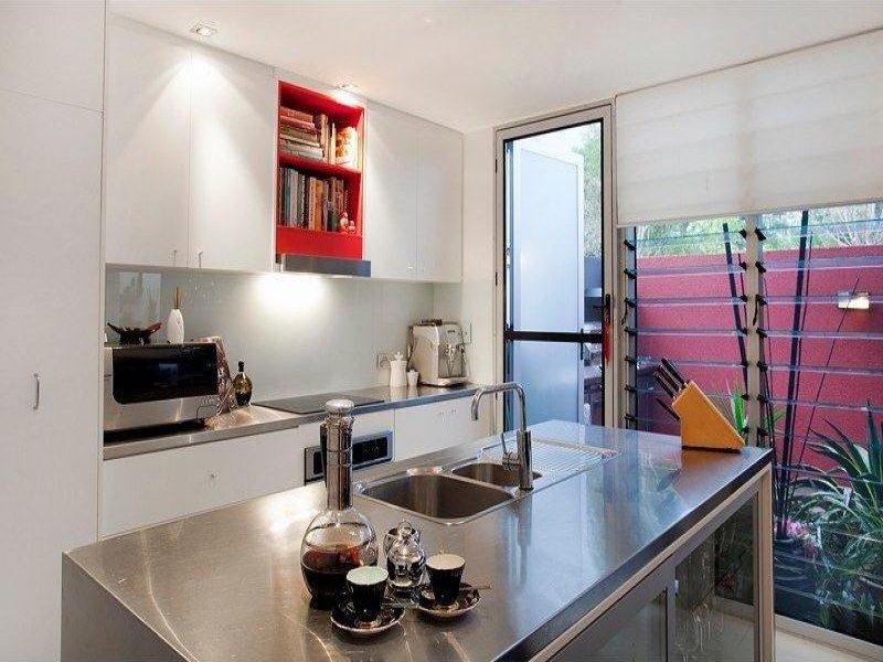 Cucine Con Frigo A Vista Idee Di Design Per La Casa | sokolvineyard.com