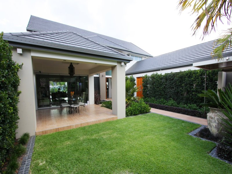 Outdoor living design with pergola from a real Australian ... on Aust Outdoor Living id=35938