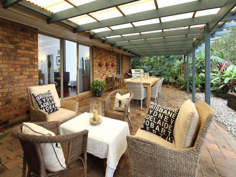 Outdoor living design with pergola from a real Australian ... on Aust Outdoor Living id=45373