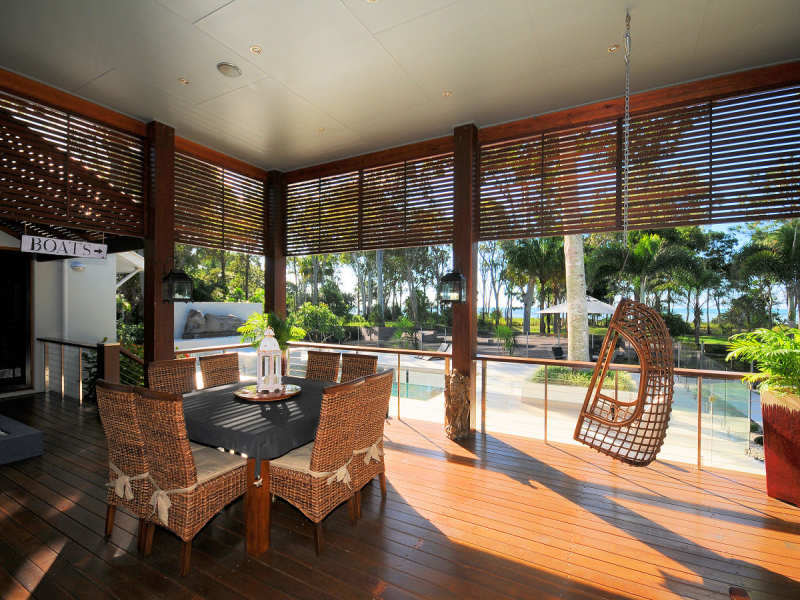 Outdoor living design with deck from a real Australian ... on Cheap Outdoor Living id=87662