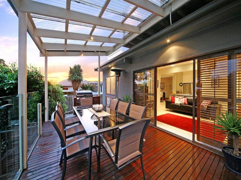 Outdoor living design with bbq area from a real Australian ... on Aust Outdoor Living id=39890